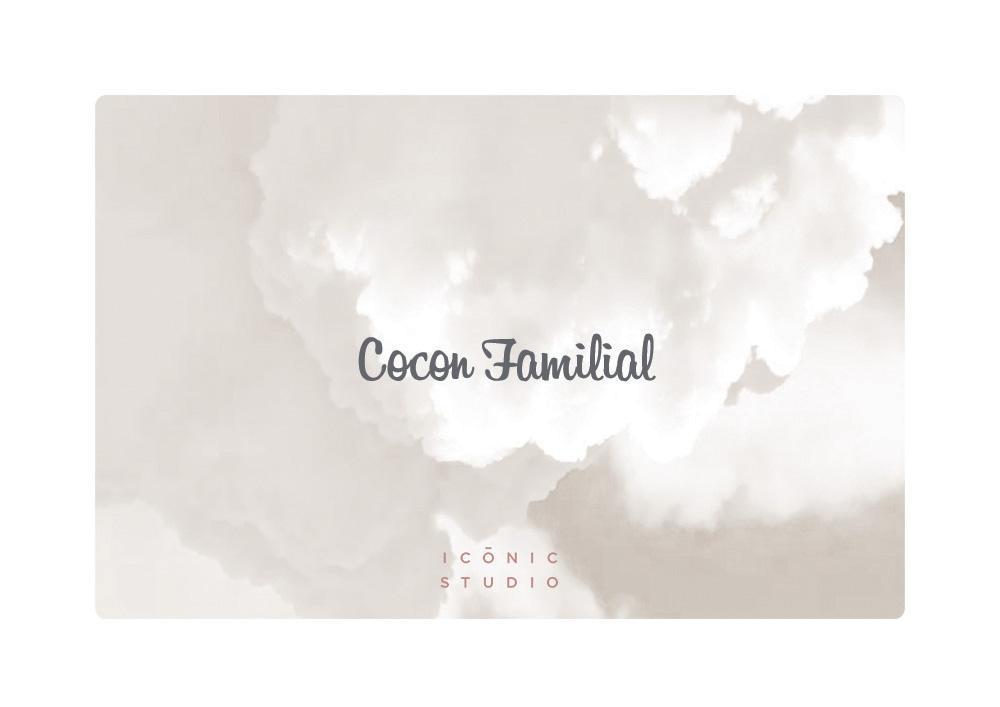 Projet Cocon familiale par Mel Alfon