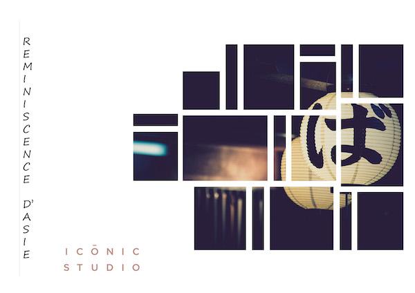 Projet Réminiscence d'Asie, Mélanie Alfon décoratrice d'intérieur à Lyon - Iconic Studio
